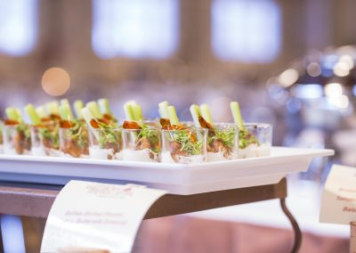 Earl Brown event dining options