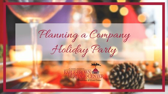 How to Plan an Off-Site Company Holiday Party