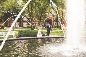 Large Fountain – TachenyWitinger – Render Photography