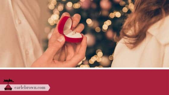 Making Your Holiday Proposal Unique and Special, not Cheesy or Predictable