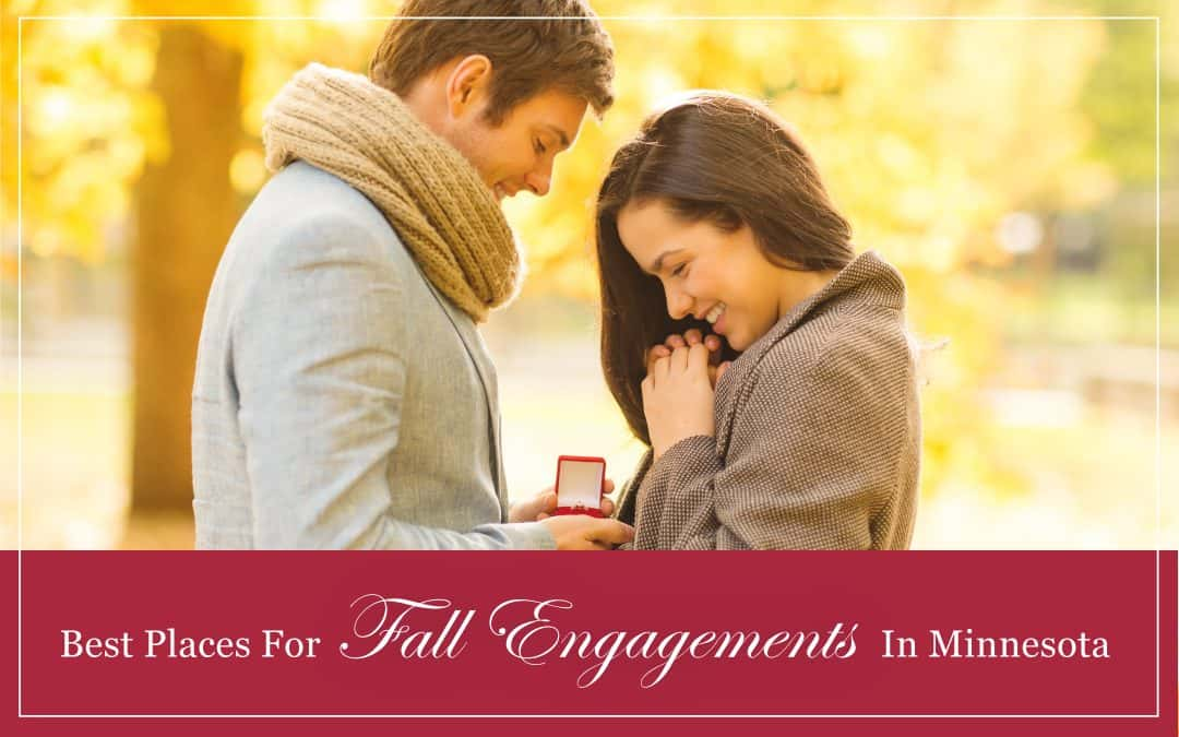 Season of Love: The Best Autumn Engagement Photo Spots in MN 2.0