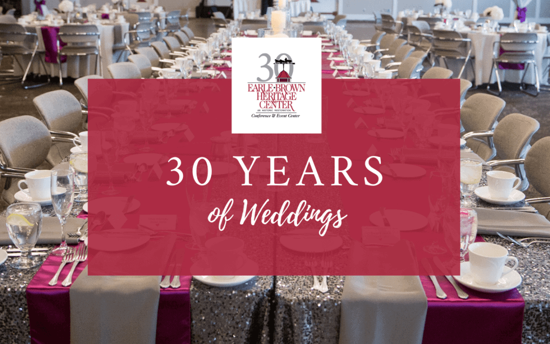 30 Years of Weddings: What's Changed — And What's Still On Trend
