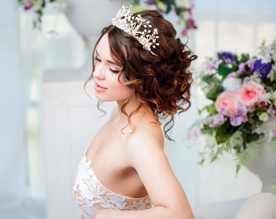 Wedding Tiara Trend