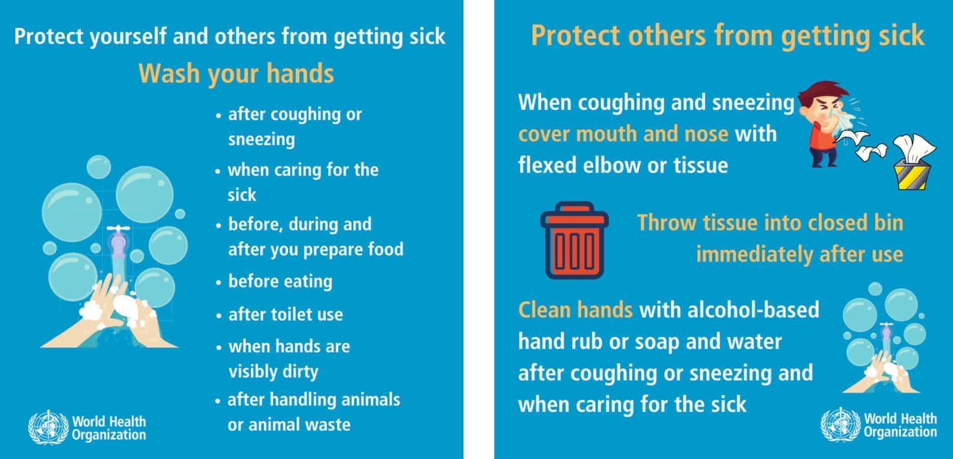 Best Practices to Prevent Spreading Illnesses