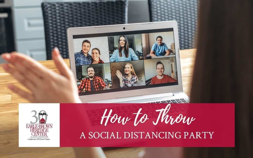 How to Throw a Social Distancing Bachelor or Bachelorette Party