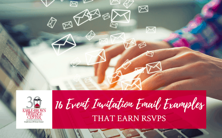 16 Event Invitation Email Examples That Earn RSVPs
