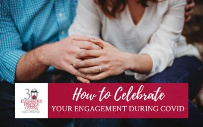 How To Celebrate Your Engagement During COVID