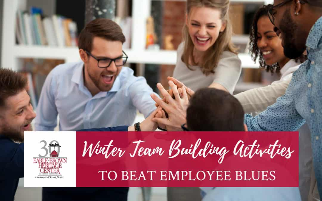 Winter Team Building Activities to Beat Employee Blues