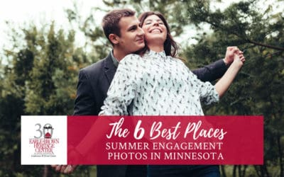 The 6 Best Places to Take Summer Engagement Photos in Minnesota