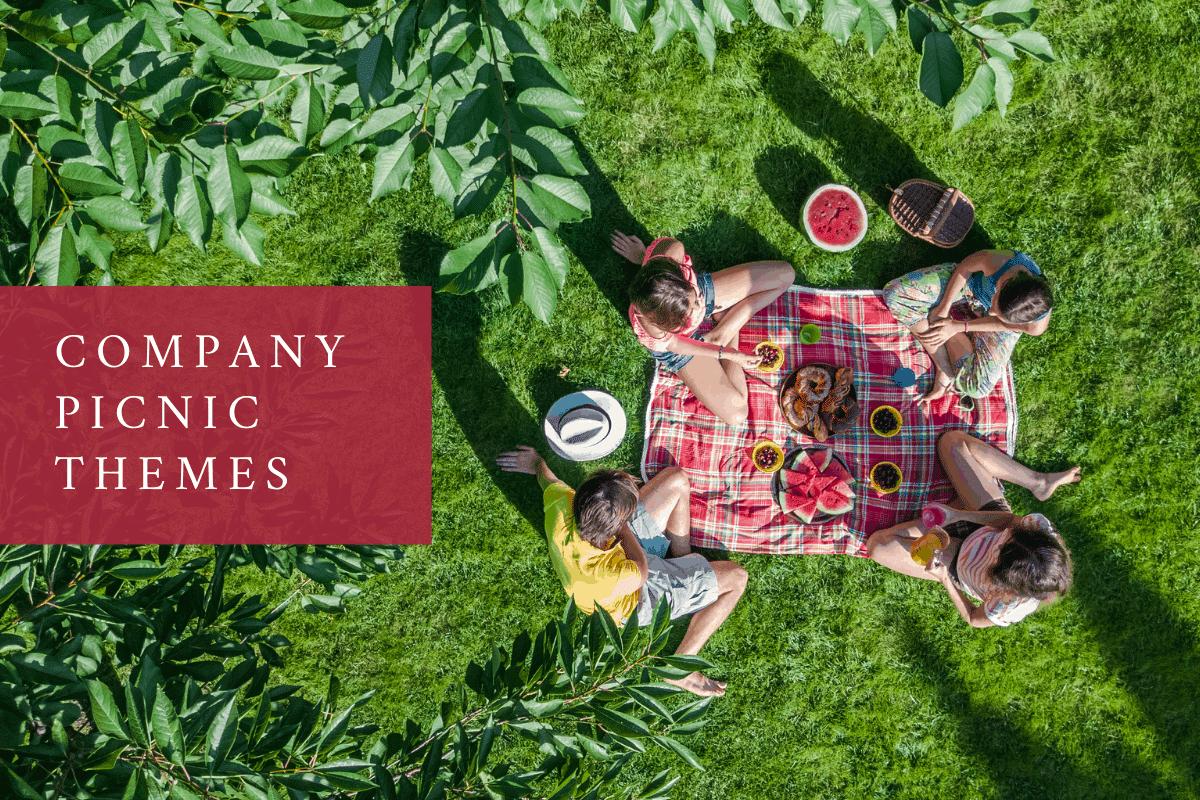company picnic themes