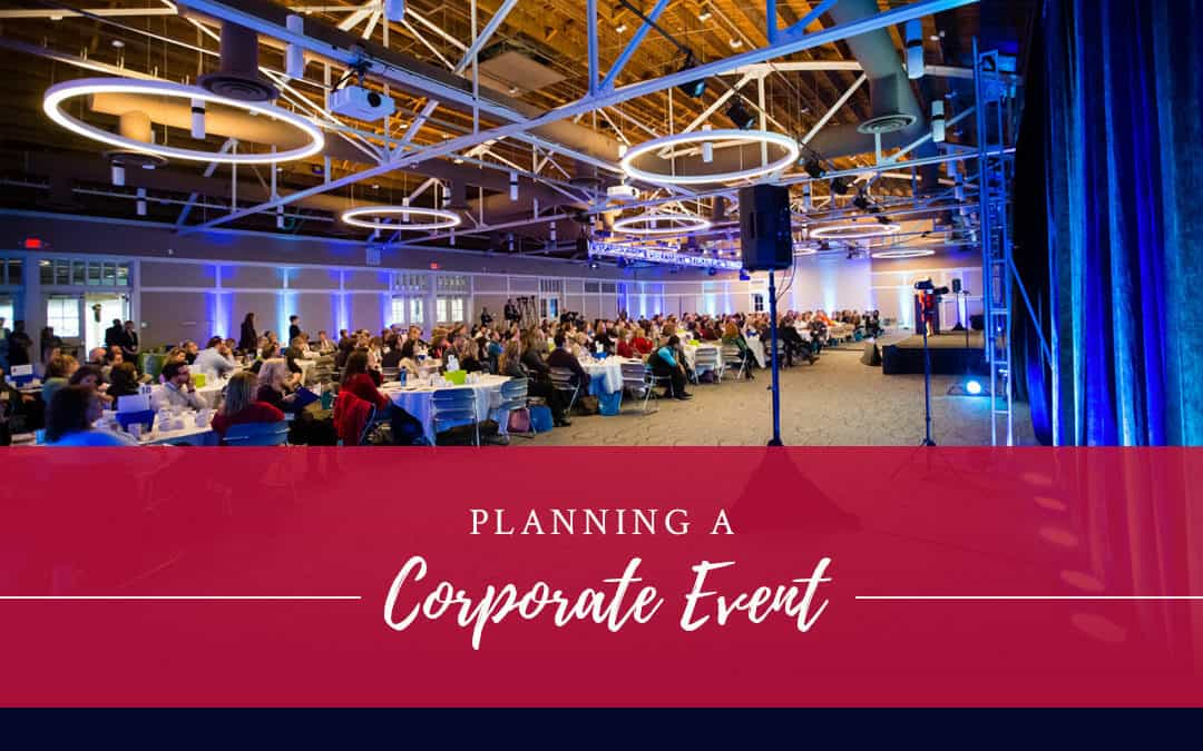 Planning a Corporate Event